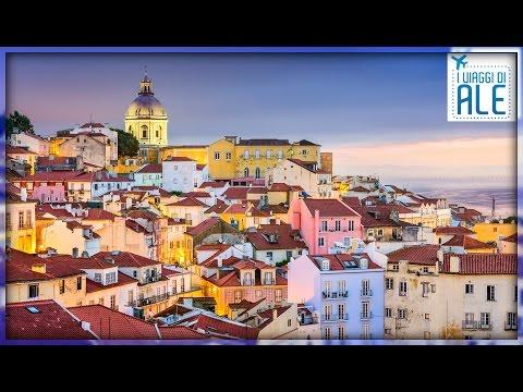 Portogallo documentario, Lisbona cosa vedere, nightlife - il Tour by Alessandro Marras