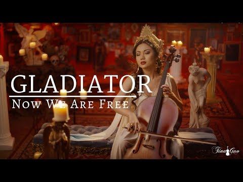 Now We Are Free  Cover by Tina Guo