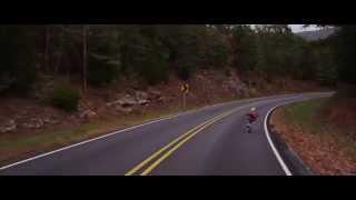 Accident entre un longboarder et un chevreuil