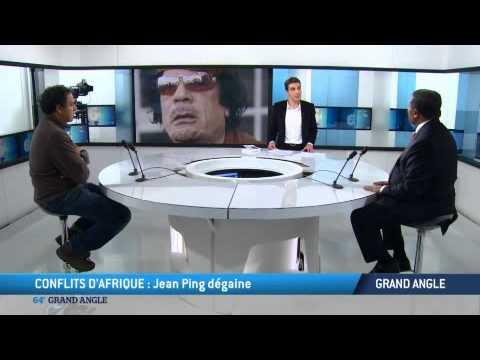 Kadhafi, à
