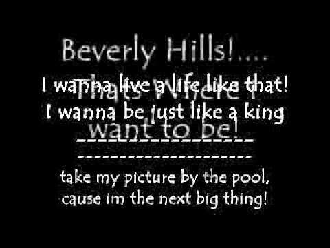 Beverly Hills by Weezer with lyrics
