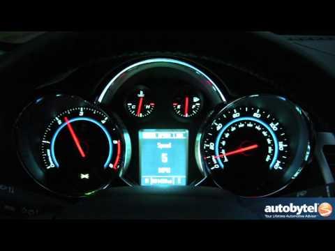2014 Chevrolet Cruze Diesel 0-60 MPH Runs