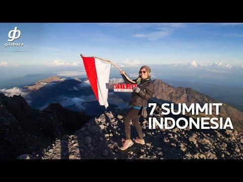 Seven Summits Indonesia - Tujuh Puncak Tertinggi Di Indonesia