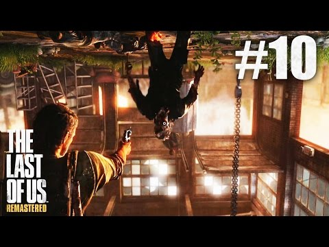 The upside down world [The last of us: Remastered] [#10]