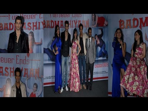 Trailer Launch Of Vijay Gutte's Film Badmashiyaan