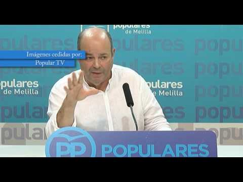Propuestas del PSOE de Melilla en cambio de modelo...