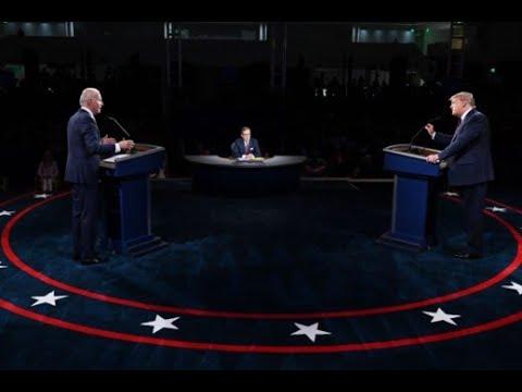 هل حاولت إيران إفساد مناظرة ترامب وبايدين؟