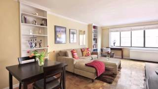 Beautiful Large Alcove Studio Apartment For Sale in NYC Upper ...