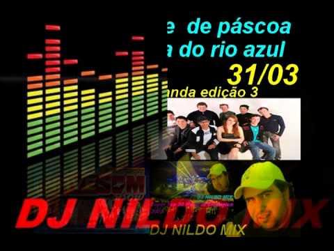 MATINE DE PASCOA NO JUBARE BARRA DO RIO AZUL 31/03