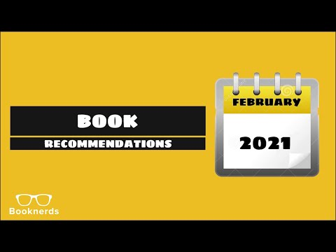 Book Recommendations   Booknerds   February 2021
