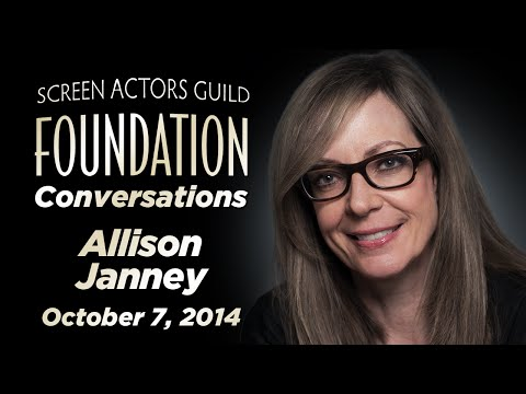Conversations with Allison Janney