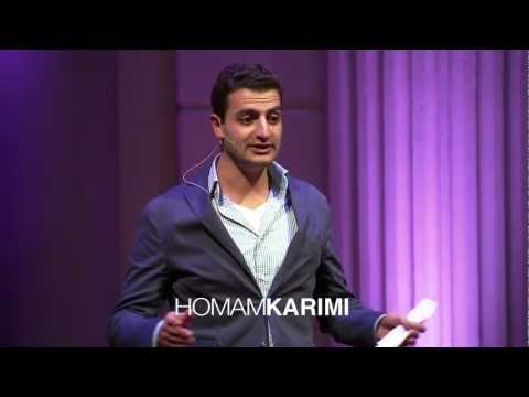 TEDxAmsterdamED: Homam Karimi