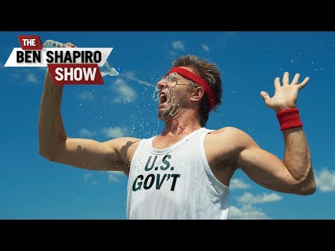 Solve Your Own Problems. The Government Won't.   Ep. 840