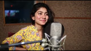 Video Sai Pallavi Dubbing for Fidaa - Sekhar Kammula MP3, 3GP, MP4, WEBM, AVI, FLV Oktober 2017