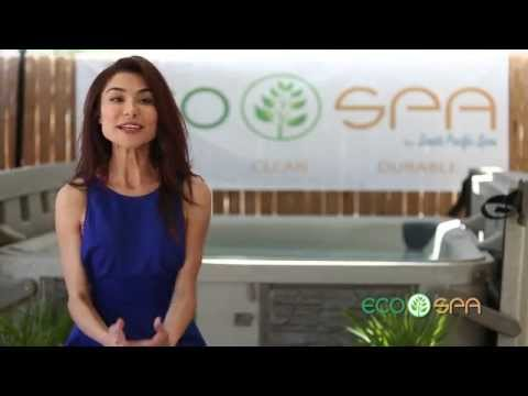 Eco Spa - The Original Hard Cover Spa