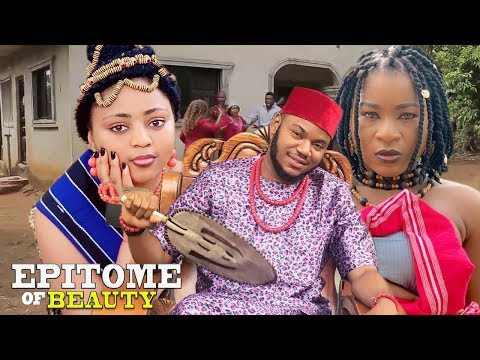 Epitome Of Beauty (new Movie) Season 2 - Regina Daniels 2019 Latest Nigerian Nollywood Movie