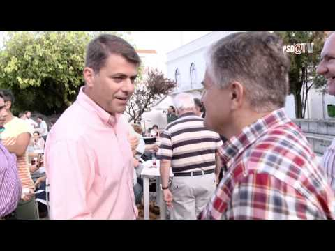José Matos Rosa na Rentrée do PSD de Setúbal