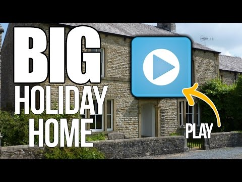 Yorkshire Dales accommodation for large groups and families