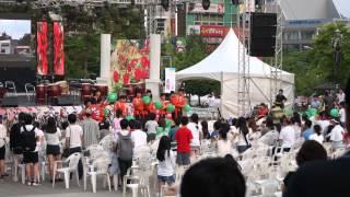 Wonju-si South Korea  city pictures gallery : Wonju Rose Festival 2012 _ martial arts exhibition