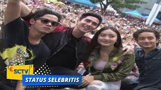 Download Video Kemeriahan Meet and Greet Sinetron Siapa Takut Jatuh Cinta - Status Selebritis MP3 3GP MP4