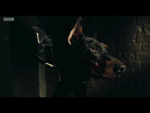 Tommy and the Doberman - Peaky Blinders