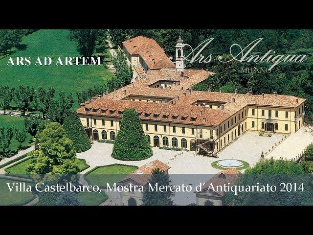 Mostra Antiquariato a Villa Castelbarco