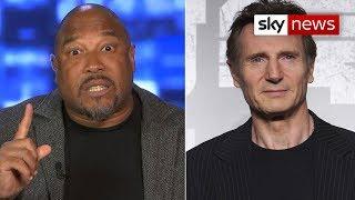 John Barnes: 'Liam Neeson deserves a medal'