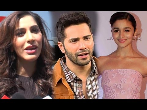 Sophie Chaudry Finds Varun Dhawan And Alia Bhatt A