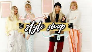 SISTER STYLE SWAP... My ~EdGy~ Sister Picks My Outfits | Aspyn Ovard by Aspyn Ovard