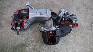 9. Vespa ET2 50 Iniezione Motor