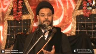11 - Ittaqullah - Allama Aqeel-ul-Gharvi - 03 Safar 1435 / 2013