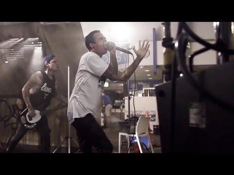 The Amity Affliction - Behind The Scenes of 'Pittsburgh'