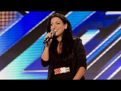 TheXFactorUK - Visit the official site: http://itv.com/xfactor Watch Nicola Marie do the splits in time to Taylor Dayne's Tell It To My Heart... Split's not easy being Nico...