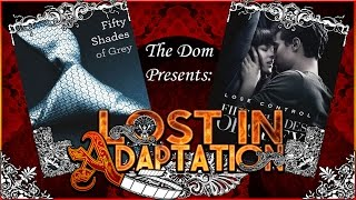 Nonton Fifty Shades Of Grey  Lost In Adaptation   The Dom Film Subtitle Indonesia Streaming Movie Download
