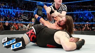 Nonton Top 10 SmackDown LIVE moments: WWE Top 10, January 23, 2018 Film Subtitle Indonesia Streaming Movie Download