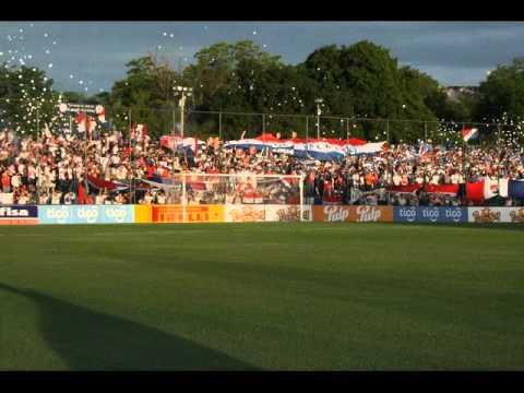 La GLoriosa Garra Alba Campeones 2011 - Garra Alba - Club Nacional Paraguay