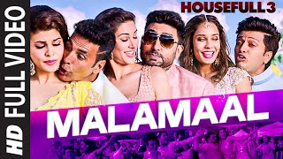 Nonton Malamaal Full Video Song   Housefull 3   T Series Film Subtitle Indonesia Streaming Movie Download