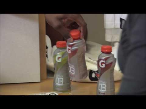 Gatorade G Series Locker Room