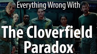 Video Everything Wrong With The Cloverfield Paradox MP3, 3GP, MP4, WEBM, AVI, FLV Juni 2019