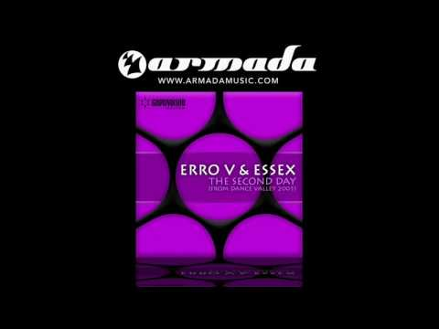 Erro V & Essex - The Second Day (From Dance Valley 2005) (CVSA027) (видео)