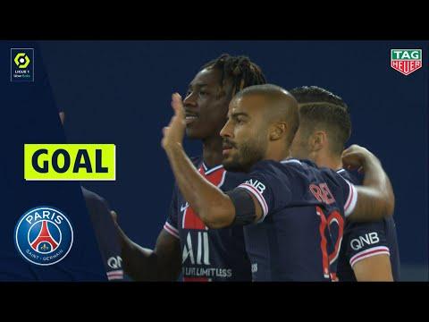 Goal Bioty Moise KEAN (3' - PARIS SAINT-GERMAIN) PARIS SAINT-GERMAIN - DIJON FCO (4-0) 20/21