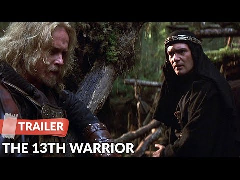 The 13th Warrior 1999 Trailer HD | Antonio Banderas | Diane Venora