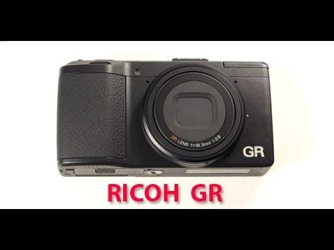 Ricoh GR review - DSLR quality APS-C sensor in your pocket