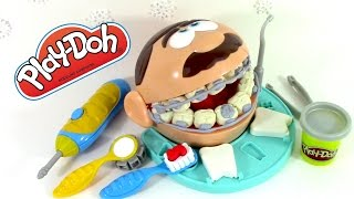 Video Pâte à modeler Le Dentiste Play Doh Dr Drill N Fill ♥ El Dentista Bromista MP3, 3GP, MP4, WEBM, AVI, FLV Juli 2017