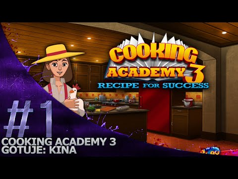 Cooking Academy 3: Recipe For Success 20-02-16
