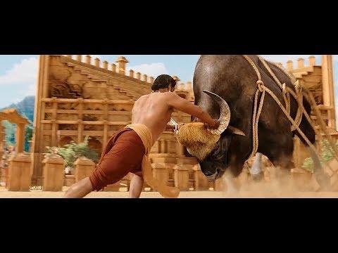 BAHUBALI MOVIE SCENE | BAHUBALI 2 FULL MOVIE