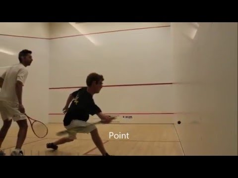 Squash Instruction:  Basics