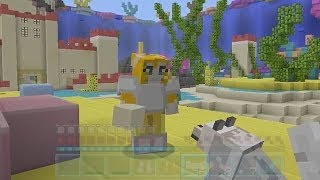 Minecraft Xbox - Hunger Games - Bubble Panic