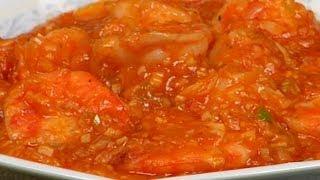 How To Make Ebi Chiliエビチリの作り方