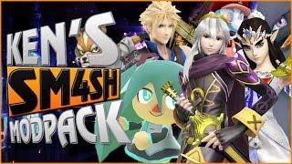 My Smash 4 Modpack Trailer + Download